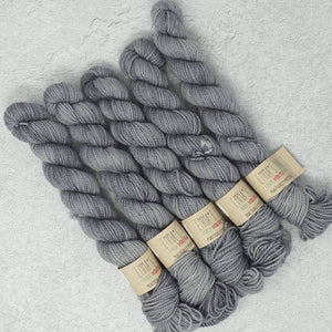Emma's Yarn - Practically Perfect Sock Minis - 20g - Greyscale | Yarn Worx