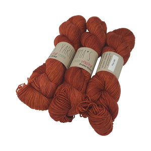 Emma's Yarn - Super Silky - 100g - Foxy Lady