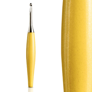 Furls Odyssey Crochet Hook - Yellow - 3.5mm