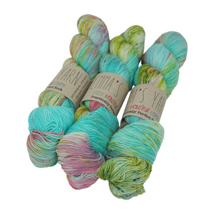 Emma's Yarn - Practically Perfect Sock - 100g - Happily Ever After
