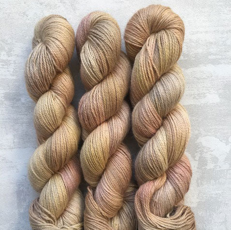 Irish Artisan Yarn - Alpaca Silk  - 100g - Donegal - Yarn Worx