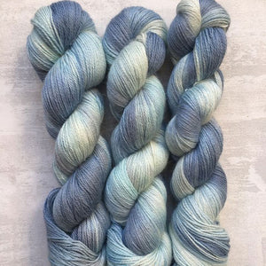 Irish Artisan Yarn - Alpaca Silk  - 100g - Keem Bay - Yarn Worx