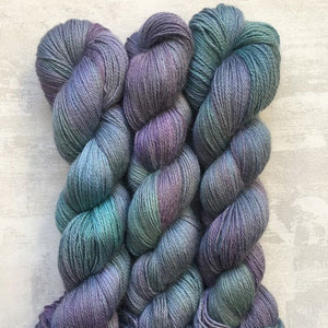 Irish Artisan Yarn - Alpaca Silk  - 100g - Portnoo - Yarn Worx