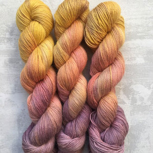 Irish Artisan Yarn - Alpaca Silk  - 100g - Rathlin - Yarn Worx