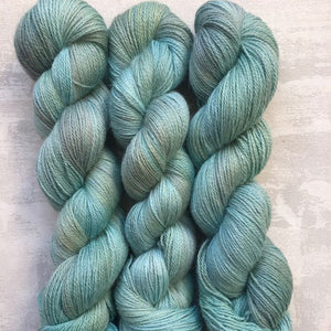 Irish Artisan Yarn - Alpaca Silk  - 100g - Skerries - Yarn Worx