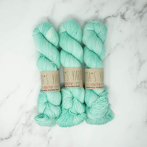 Emma's Yarn - Practically Perfect Sock Yarn - 100g - Ice Ice Baby | Yarn Worx