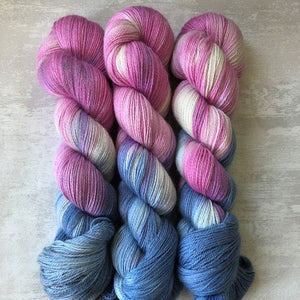 Irish Artisan Yarn - Alpaca Silk - 100g - Doolin - Yarn Worx