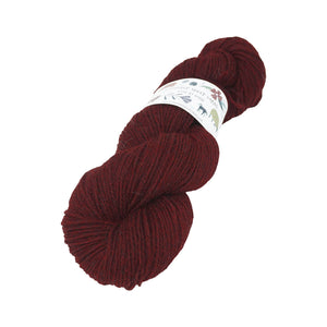 Gathered Sheep Yarns - Jacob DK - 100g - The Crimson Daisy