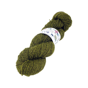 Gathered Sheep Yarns - Jacob DK - 100g - The Olive Tree