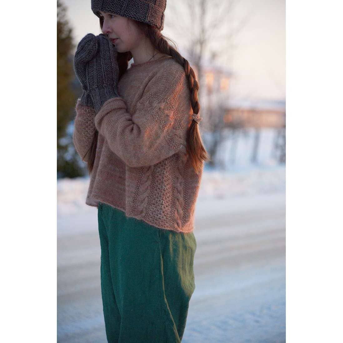 Knits About Winter - Emily Foden | Yarn Worx
