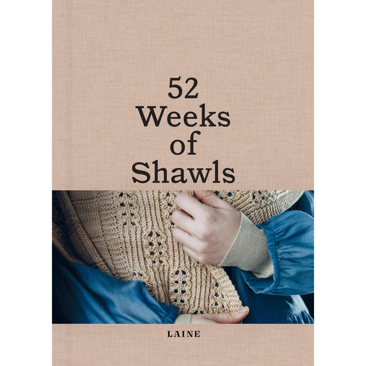 Laine - 52 Weeks of Shawls | Yarn Worx