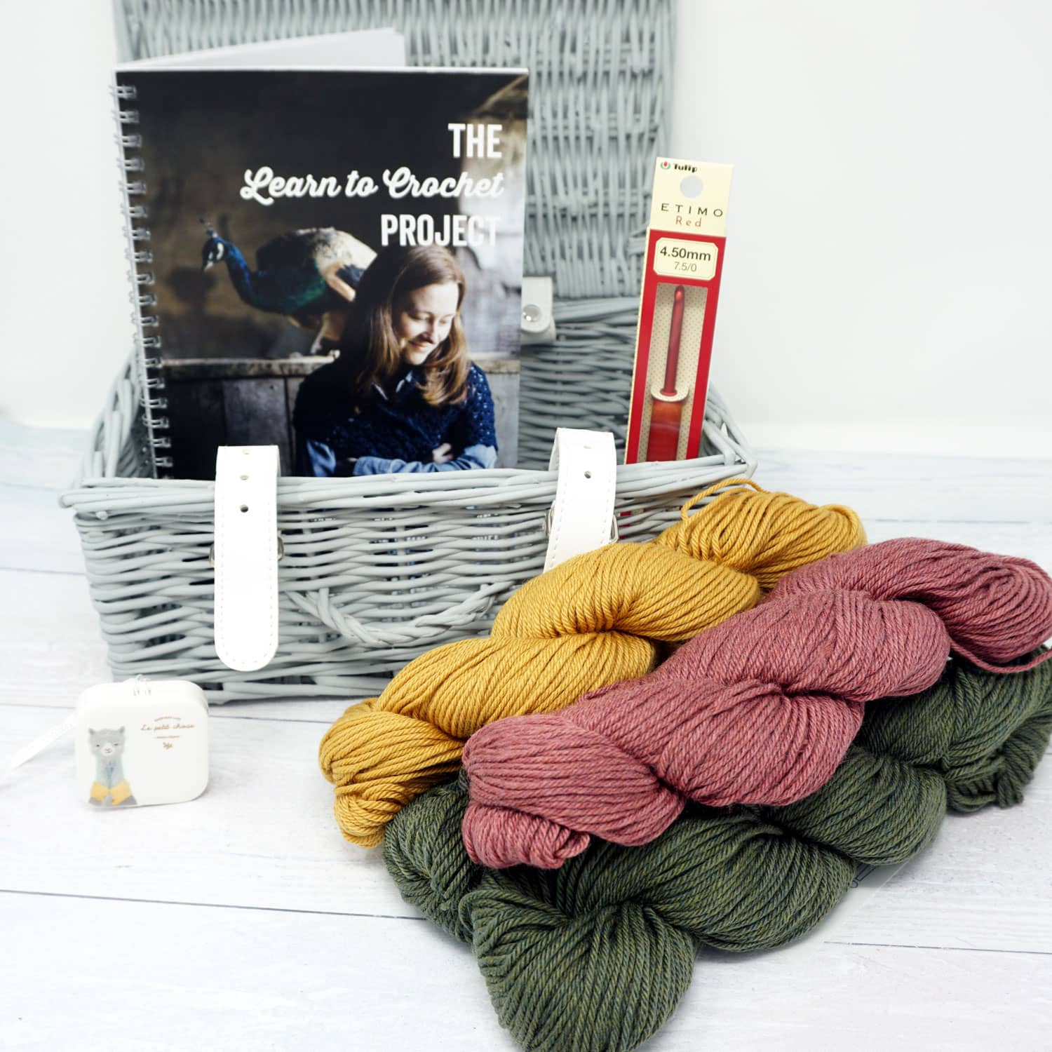 Learn to Crochet Hamper - A Beginners Starter Kit
