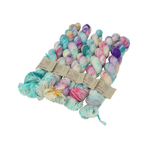 Emma's Yarn - Practically Perfect Sock Minis - 20g - Mexican Wedding Dress
