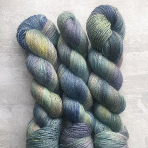 Mullagmore - Irish Artisan Yarn Alpaca Silk