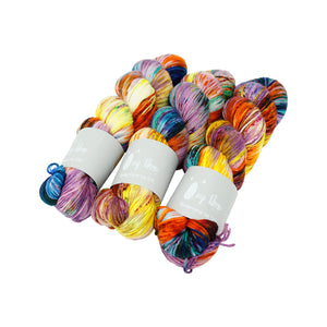 Qing Fibre - Super Soft Sock - 100g - Shindig