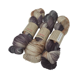 Emma's Yarn - Super Silky - 100g - Road Less Travelled