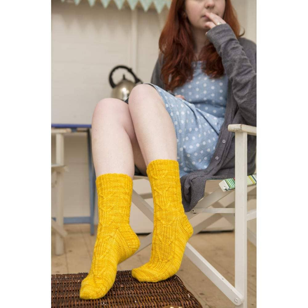 Coop Knits - Socks Volume One  - by Rachel Coopey | Yarn Worx