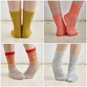 Coop Knits - Socks Volume Two  - by Rachel Coopey | Yarn Worx