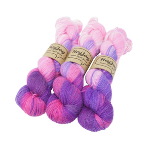 HeyJay Yarns - Sparkle Sock Yarn - 100g - Get My Wig