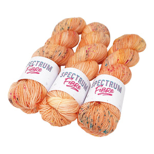 Spectrum Fibre - Twisted Sock - 100g - Coral Bathers