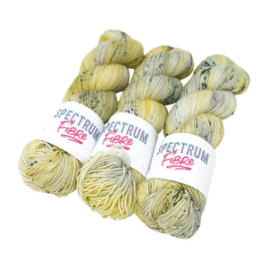 Spectrum Fibre - Twisted Sock - 100g - Grellow