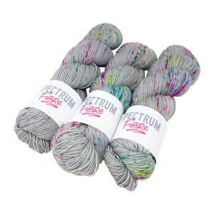 Spectrum Fibre - Twisted Sock - 100g - Petrol