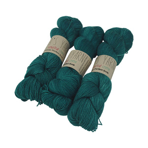 Emma's Yarn - Practically Perfect Sock - 100g - Tealicious