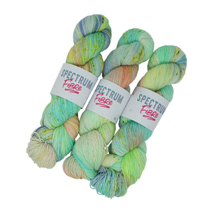 Spectrum Fibre - Twisted Sock - 100g - Ice Lolly
