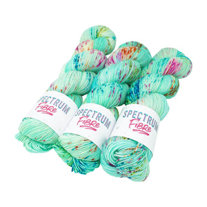 Spectrum Fibre - Twisted Sock - 100g - Ocean