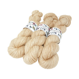 Gathered Sheep Yarns - Wensleydale & Teeswater Light DK - 100g - Kamelos