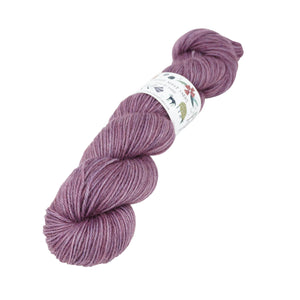 Gathered Sheep Yarns - Wensleydale & Teeswater Light DK - 100g - Purple Lilac