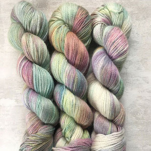 Yarn Worx Exclusive Colourway from Irish Artisan Yarn | Alpaca Silk