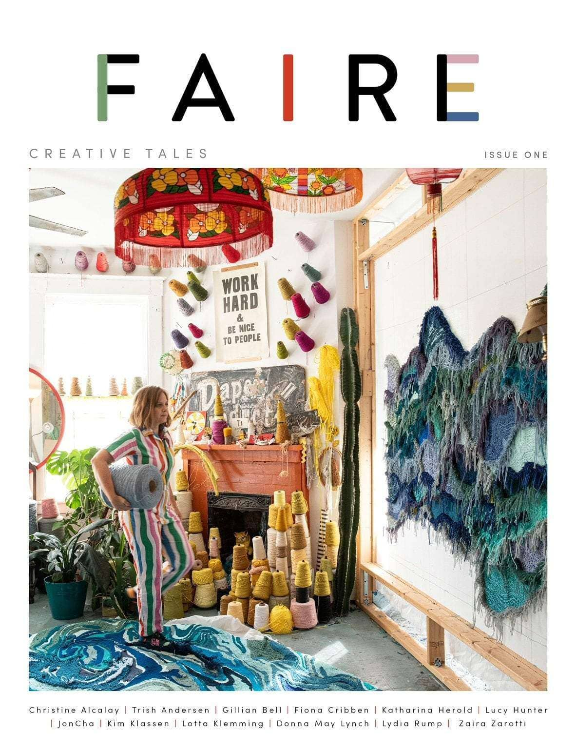 Faire Magazine - Issue 1 | Yarn Worx