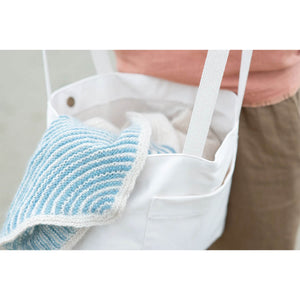 Making Magazine - No 9 - Simple showing bag with knitted blanket | Yarn Worx