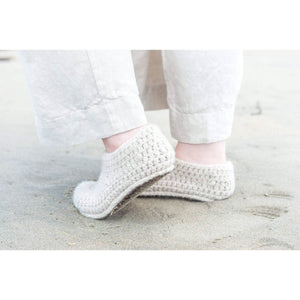 Making Magazine - No 9 - Simple knitted slippers | Yarn Worx