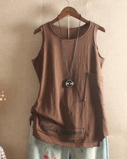 Women Active Cotton Tank Top