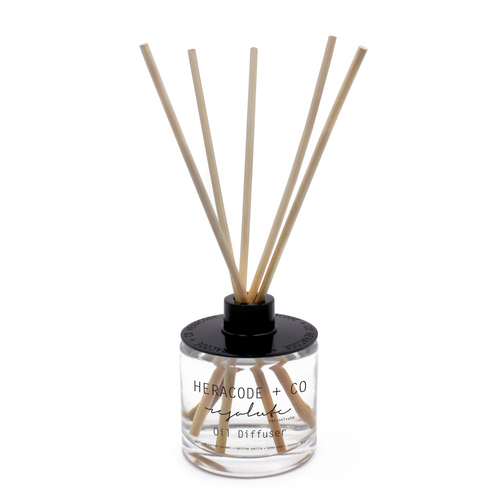 RESOLUTE - REED DIFFUSER