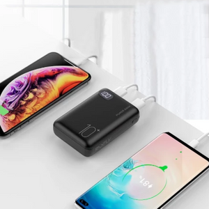 Mini Dual USB Power Bank