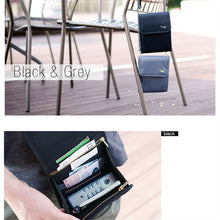 Load image into Gallery viewer, Multifunction Canvas Neck Wallet
