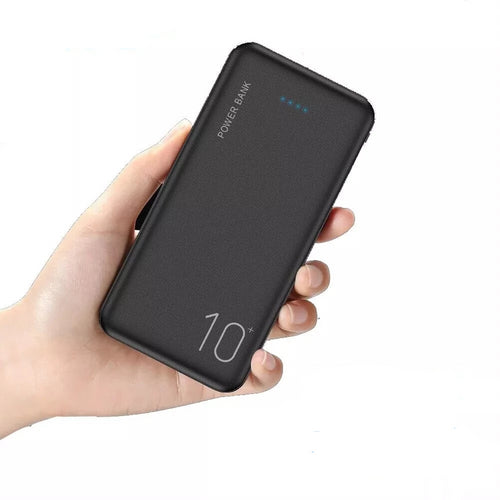 Portable Charger External Battery Power Bank