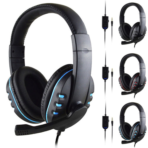 Wired Headset With HD Microphone