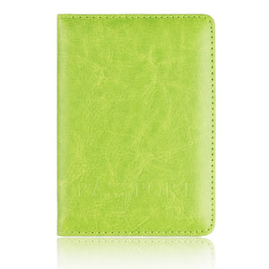Multi-function Passport Holder