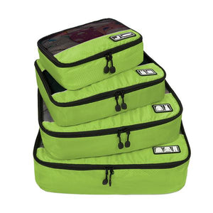 Breathable Travel Packing Cubes