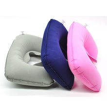 Load image into Gallery viewer, U-Shaped Compact Travel Pillow