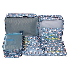Load image into Gallery viewer, Portable Large Capacity Travel Packing Cubes