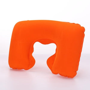 U-Shaped Compact Travel Pillow