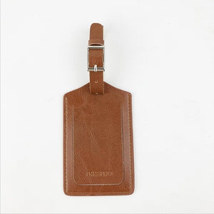 Leather Bag Tag