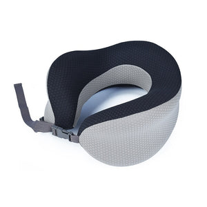 Portable Adjustable U-Shape Travel Pillow