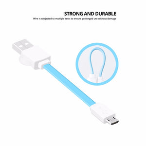 Micro USB Portable Pocket Phone Cable