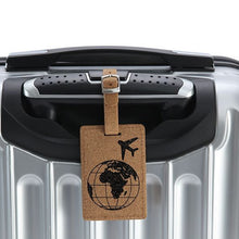 Load image into Gallery viewer, Global World Luggage Tag